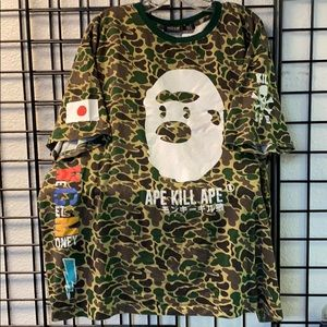 Ape kill ape Shirt